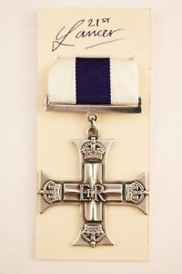 ER Military cross