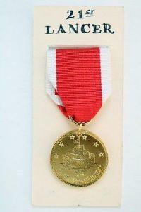 Jean D'Acre Turkish medal