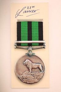 EDVII Ashanti medal