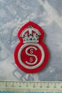 British army badge