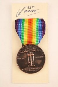 Italy Victory medal