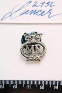 Merchant Navy Badge