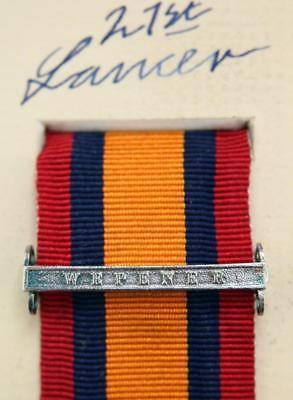QSA wepener medal ribbon bar