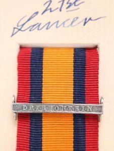 QSA Driefontein medal ribbon bar