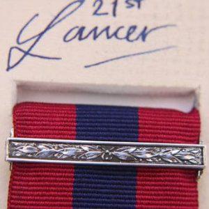 Medal Bar clasp