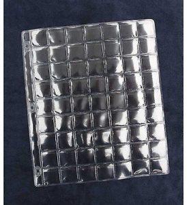 Coin collectors album sleeves
