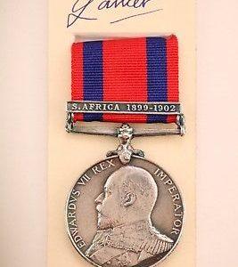 EDVII Transport Medal