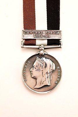 Central Africa Medal