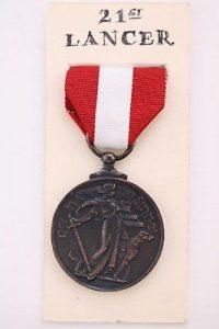 Irish reserve medal