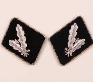 SS General collar tabs