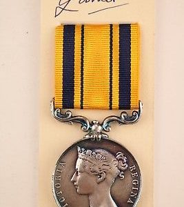 South Africa service Medal