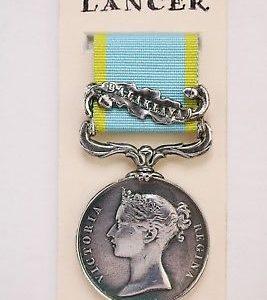 Crimea war medal