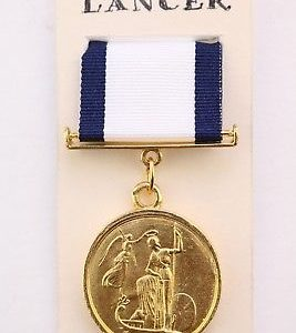Royal Navy Gold medal
