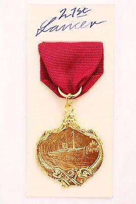 Carpathia medal