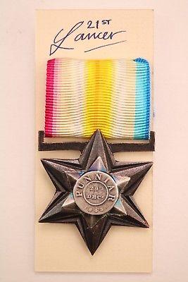 Gwallior Star Medal