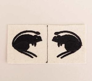 Desert rats badge