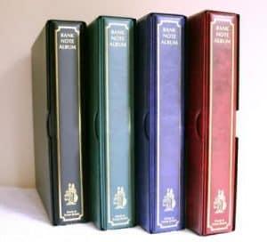 Collectors album ring binder