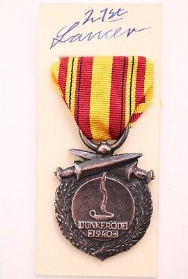 Dunkirk medal