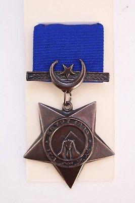 Khedives star medal