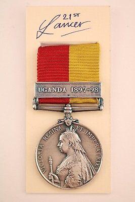 Africa Uganda Service medal