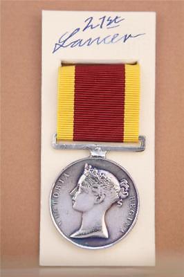 British China war medal