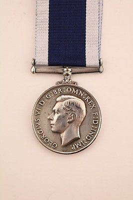 Royal Navy long service medal