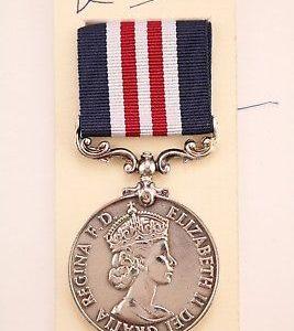 MM ER Military medal