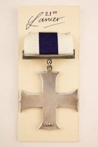 ERII Military Cross