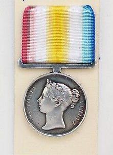 Jellelabad medal