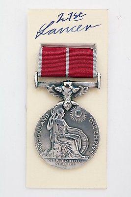 BEM British Empire Medal