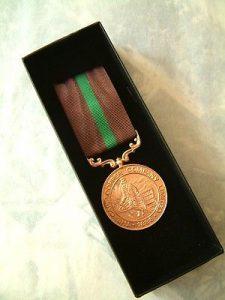Ookiep Cape copper medal