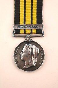 VR Africa Service medal