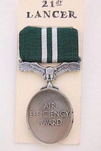 ERII Air efficiency medal