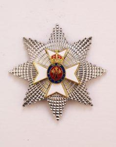 Royal Victorian Order star