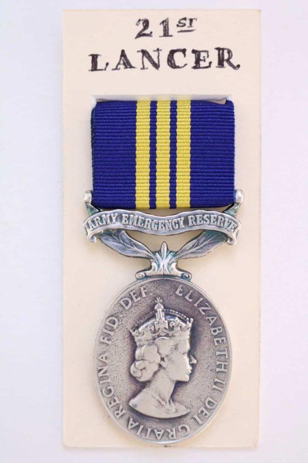 ERII Efficient service Medal