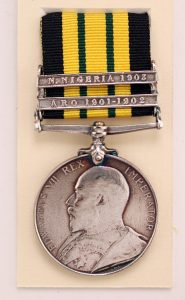 British Africa Service medal