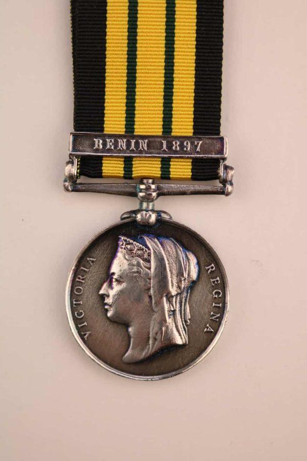 Africa General service medal Benin
