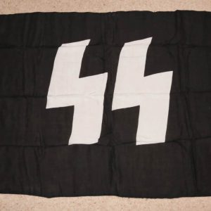 WW German SS flag Berlin