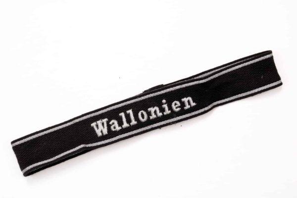 SS cuff title Wallonien