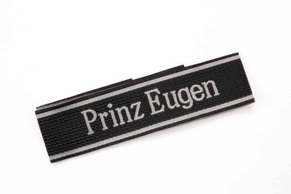 SS cuff title Prinz Eugen