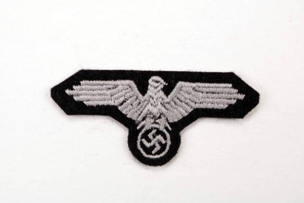 German SS cloth badge