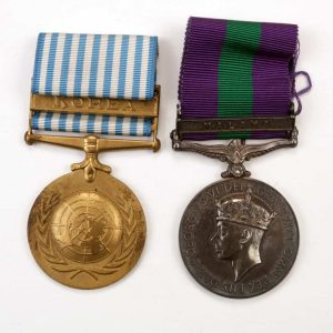 British Women medals HOWARD