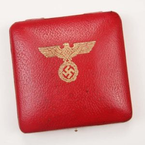 German Third Reich medal case