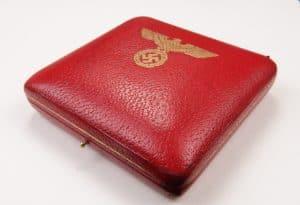 German Third Reich medal case