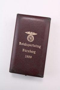 Nuremburg rally badge