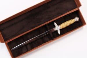German dagger miniature