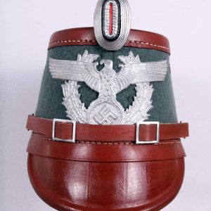 WW2 German helmet police shacko