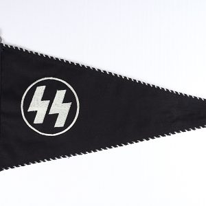 ss vehicle pennant flag