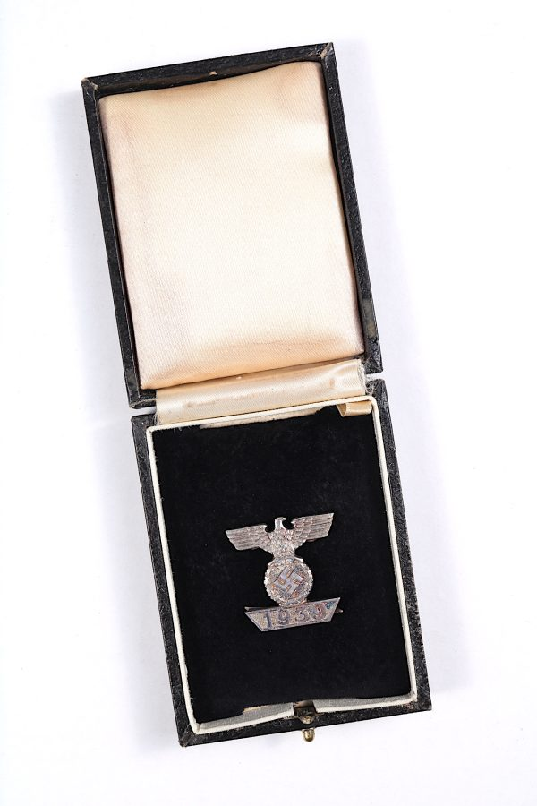 German 1939 iron cross spang