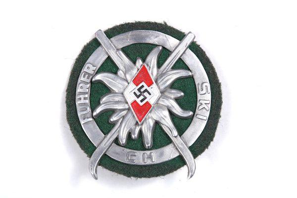 WW2 HJ Ski badge